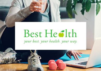 Best Health Logo