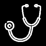 ícono-estetoscopio