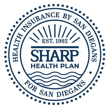 Sello de Sharp Health Plan