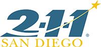 211Logo de San Diego