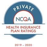 NCQA Private Health Insurance Plan Ratings 2019-2020
