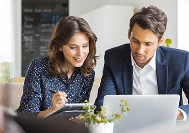 Orientación para empresas pequeñas y recursos sobre préstamos